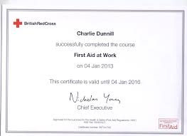 Why You Need First Aid Certification